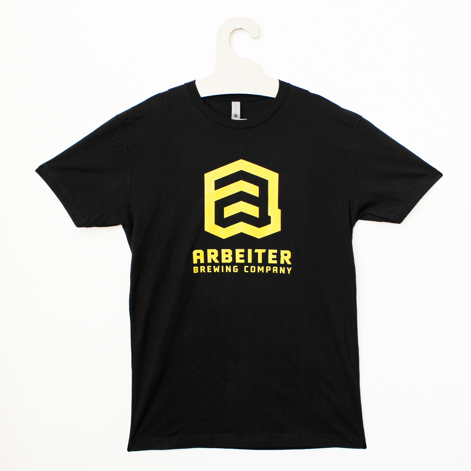 arbeiter-tshirt-black-logo-on-white-large